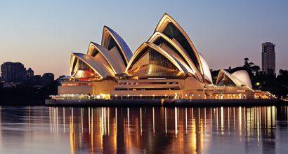 Australia & Sud Pacifico